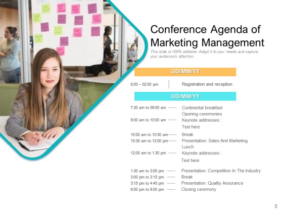 Online_Conference_Agenda_Template_Business_Meeting_Ppt_PowerPoint_Presentation_Complete_Deck_Slide_3