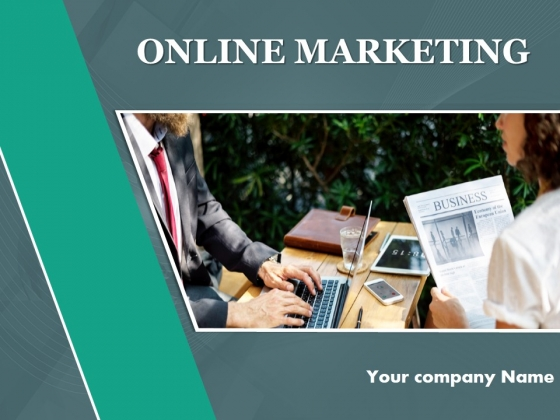 Online Marketing PowerPoint Presentation Complete Deck With Slides