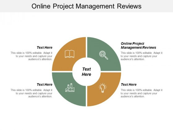 Online Project Management Reviews Ppt PowerPoint Presentation Summary Portfolio Cpb