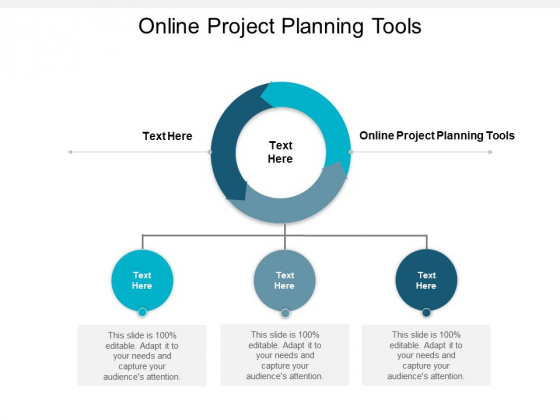Online Project Planning Tools Ppt PowerPoint Presentation File Graphic Images Cpb