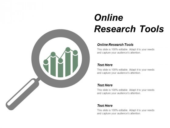 Online Research Tools Ppt PowerPoint Presentation Example 2015 Cpb