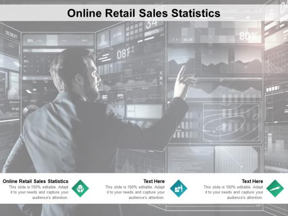 online retail sales statistics ppt powerpoint presentation icon portrait cpb pdf