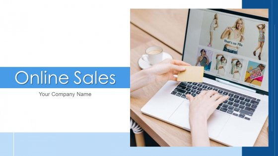 Online Sales Cost Leadership Ppt PowerPoint Presentation Complete Deck With Slides