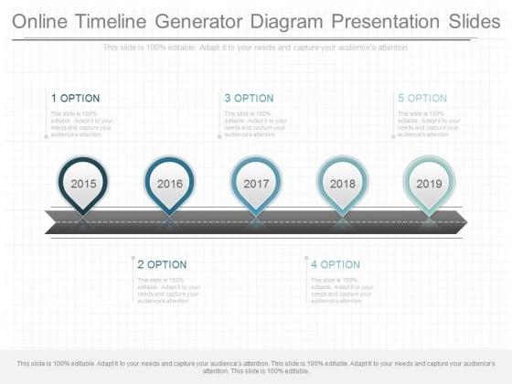 online timeline generator diagram presentation slides powerpoint