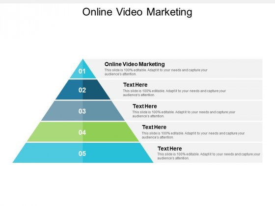 Online Video Marketing Ppt PowerPoint Presentation Slides Good Cpb