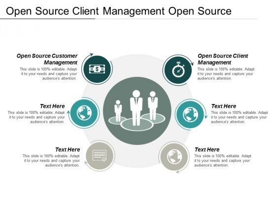 Open Source Client Management Open Source Customer Management Ppt PowerPoint Presentation Professional Templates