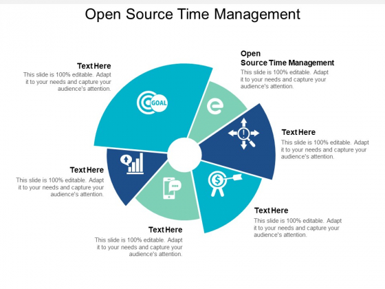 Open Source Time Management Ppt PowerPoint Presentation Pictures Show Cpb