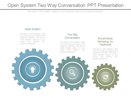 Open_System_Two_Way_Conversation_Ppt_Presentation_1