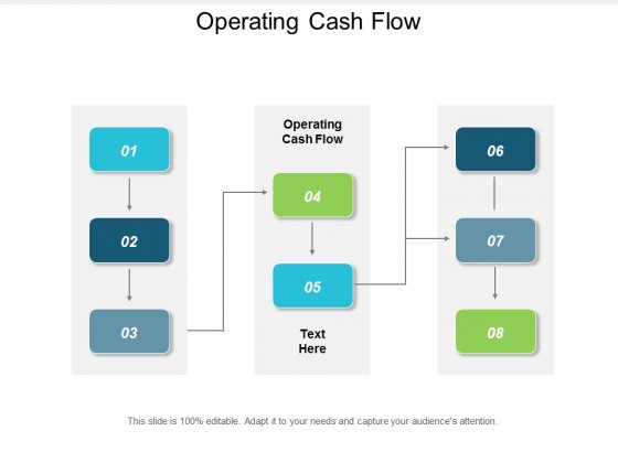 Operating Cash Flow Ppt Powerpoint Presentation Outline Graphics Design Cpb