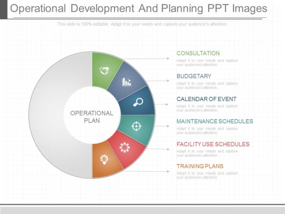 Operational Development And Planning Ppt Images