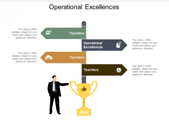 Operational Excellences Ppt PowerPoint Presentation Ideas Master Slide Cpb