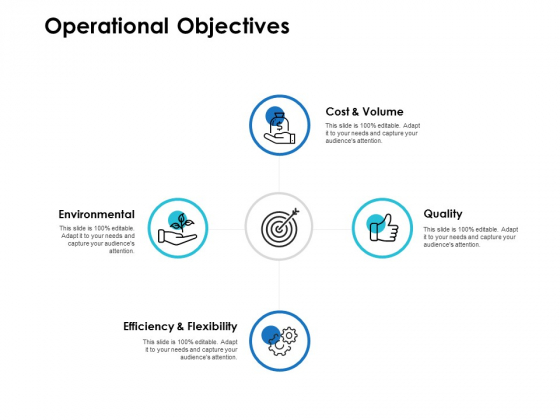 Operational Objectives Ppt PowerPoint Presentation File Graphics Template