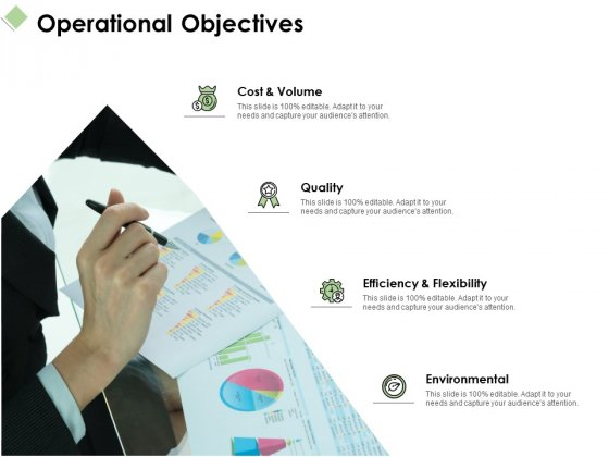Operational Objectives Ppt PowerPoint Presentation Slides Graphic Tips