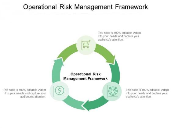 Operational Risk Management Framework Ppt PowerPoint Presentation Outline Portfolio Cpb
