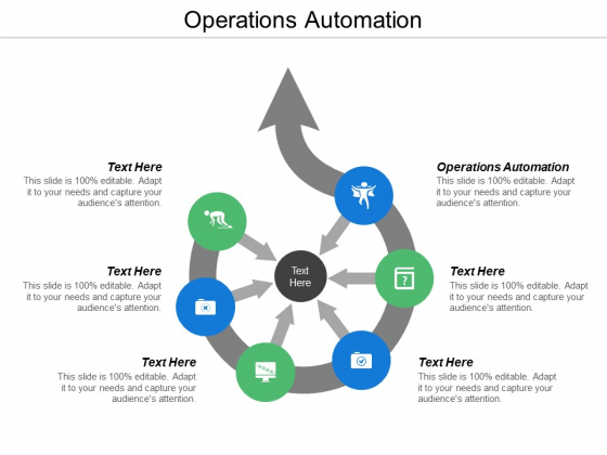 Operations Automation Ppt Powerpoint Presentation Styles Example Topics Cpb