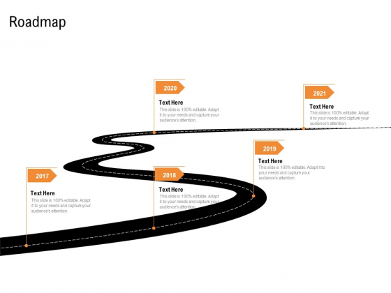 Opportunities And Threats For Penetrating In New Market Segments Roadmap Information PDF