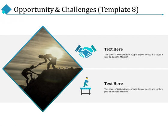 Opportunity And Challenges Corporate Ppt PowerPoint Presentation Ideas Graphic Tips