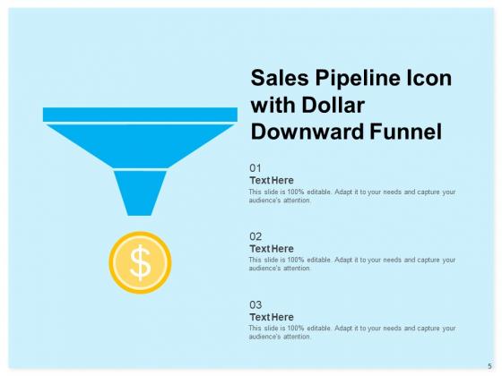 Opportunity_Funnel_Symbol_Arrow_Funnel_Ppt_PowerPoint_Presentation_Complete_Deck_Slide_5