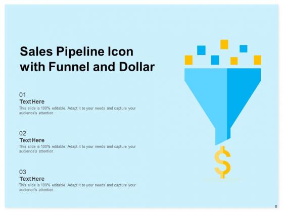 Opportunity_Funnel_Symbol_Arrow_Funnel_Ppt_PowerPoint_Presentation_Complete_Deck_Slide_8