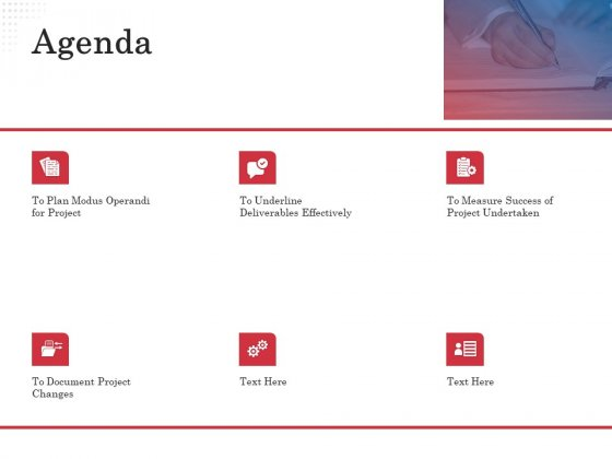 Opportunity Of Project Management Agenda Ppt Layouts Introduction PDF