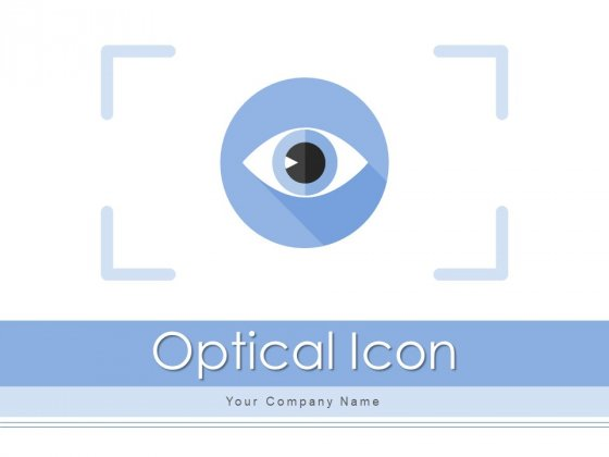 Optical Icon Sales Performance Ppt PowerPoint Presentation Complete Deck