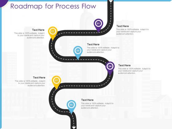 Optimization Restaurant Operations Roadmap For Process Flow Ppt Slides Guide PDF