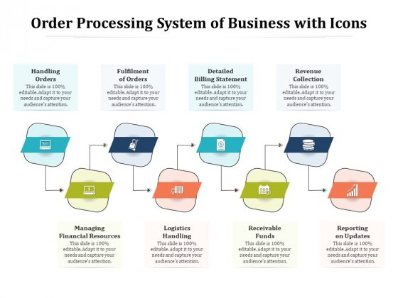 Order_Processing_System_Of_Business_With_Icons_Ppt_PowerPoint_Presentation_Portfolio_Graphic_Images_PDF_Slide_1