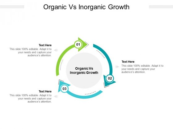 Organic Vs Inorganic Growth Ppt PowerPoint Presentation Gallery Styles Cpb Pdf