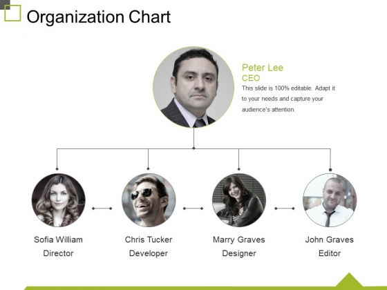 Organization Chart Ppt PowerPoint Presentation File Slide Download