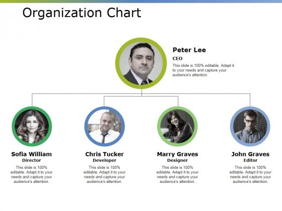 Organization Chart Ppt PowerPoint Presentation Inspiration Microsoft