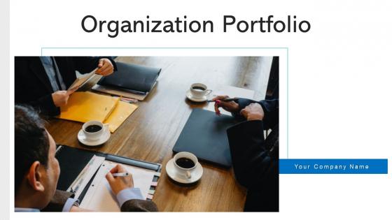 Organization Portfolio Client Testimonials Ppt PowerPoint Presentation Complete Deck With Slides