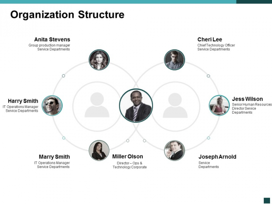 Organization Structure Ppt Powerpoint Presentation Pictures Templates
