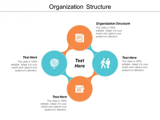 Organization Structure Ppt PowerPoint Presentation Show Influencers Cpb