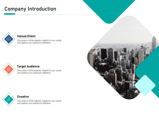 Organizational Building Blocks Company Introduction Ppt PowerPoint Presentation Visual Aids Example File PDF