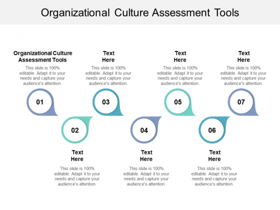Organizational Culture Assessment Tools Ppt PowerPoint Presentation Styles Slide Download Cpb