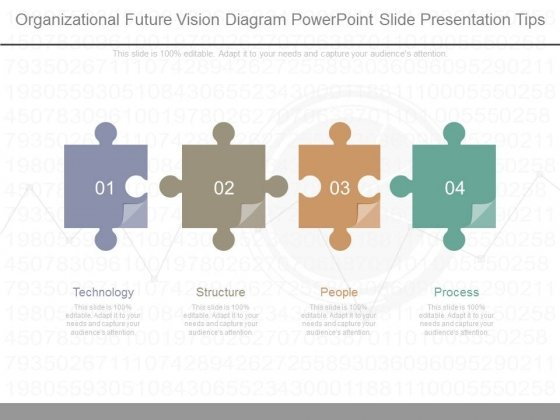 Organizational Future Vision Diagram Powerpoint Slide Presentation Tips