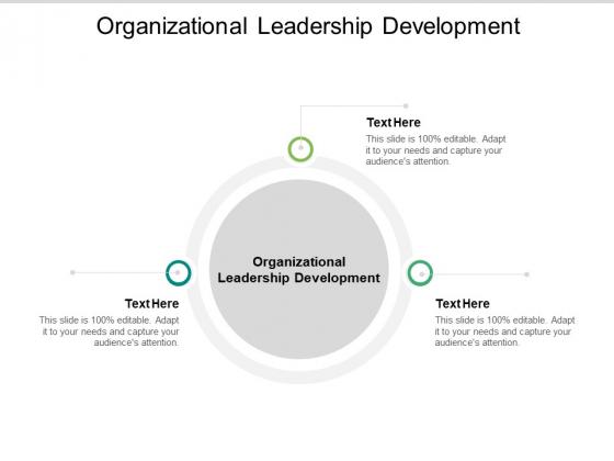 Organizational Leadership Development Ppt PowerPoint Presentation Styles Slide Portrait Cpb Pdf