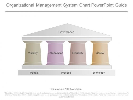 Organizational Management System Chart Powerpoint Guide