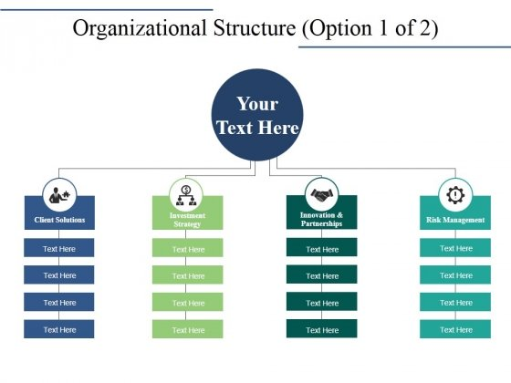 Organizational Structure Template 1 Ppt PowerPoint Presentation Design Templates