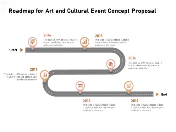 Organizing Perfect Arts Culture Festival Roadmap For Art And Cultural Event Concept Proposal Demonstration PDF