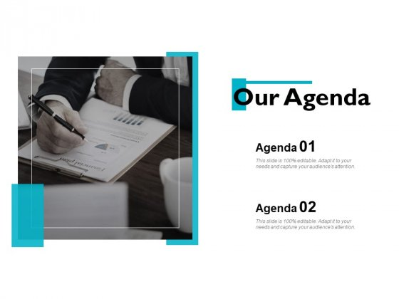 Our Agenda Planning Ppt PowerPoint Presentation Slides File Formats