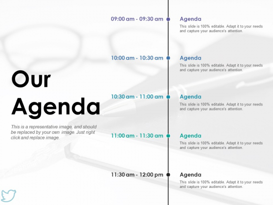 Our Agenda Ppt PowerPoint Presentation File Design Templates