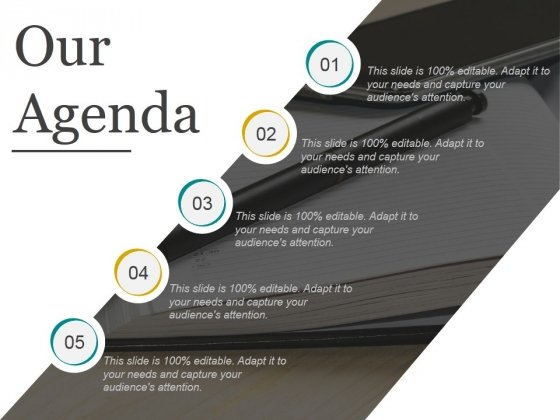 Our Agenda Ppt PowerPoint Presentation Files