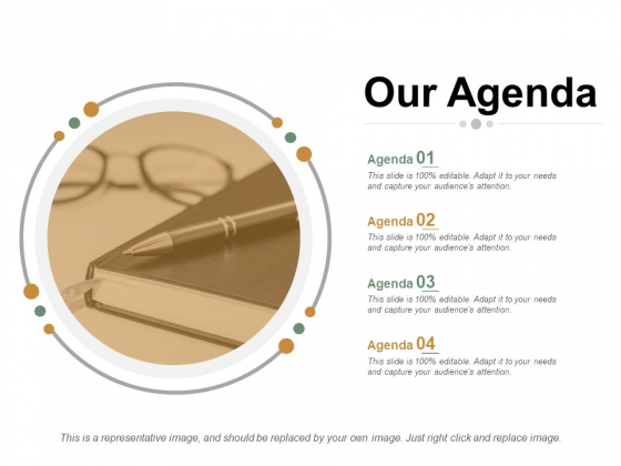 Our Agenda Ppt PowerPoint Presentation Ideas Infographic Template