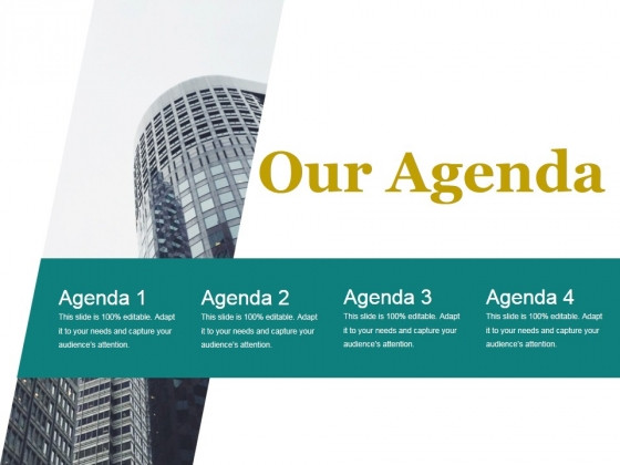 Our Agenda Ppt PowerPoint Presentation Information