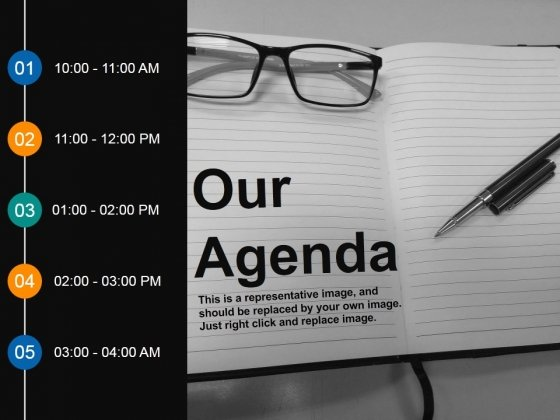 Our Agenda Ppt PowerPoint Presentation Inspiration Deck