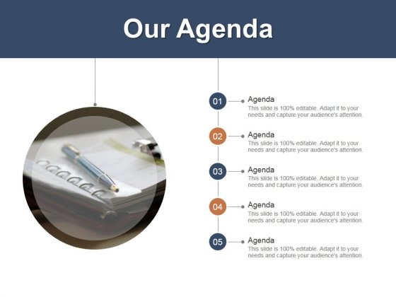 Our Agenda Ppt PowerPoint Presentation Professional Backgrounds