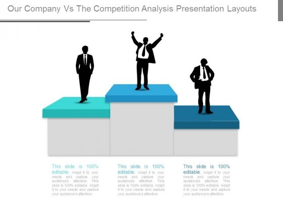 Our Company Vs The Competition Analysis Presentation Layouts