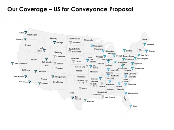 Our Coverage Us For Conveyance Proposal Ppt PowerPoint Presentation Ideas Tips