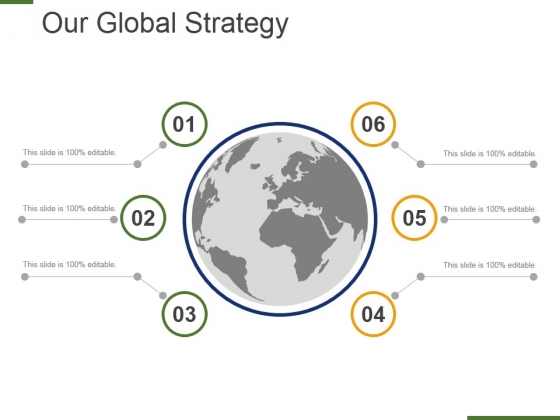 Our Global Strategy Ppt PowerPoint Presentation Professional Layout Ideas
